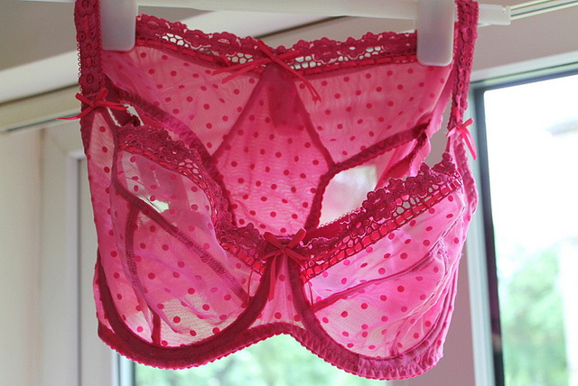 Curvy Kate Princess Hot Pink, UK lingerie blog