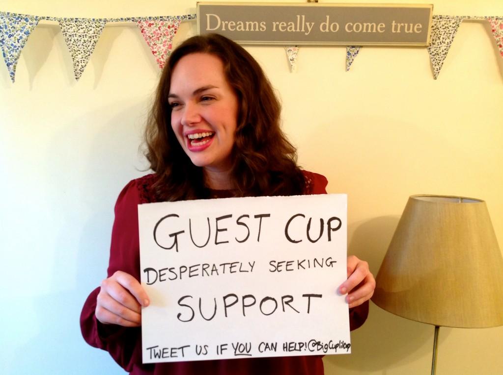 Guest Cup #desperatelyseeking