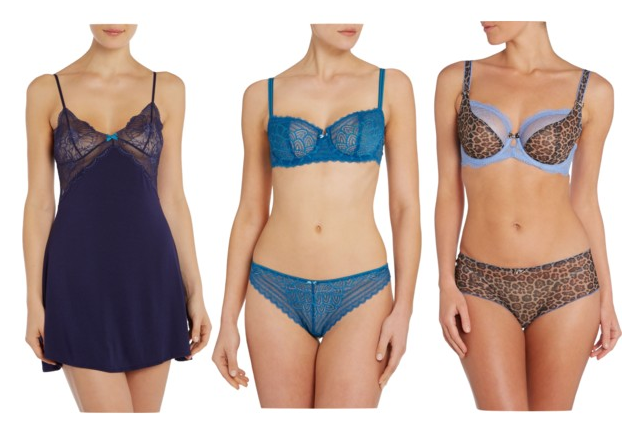 house of fraser lingerie