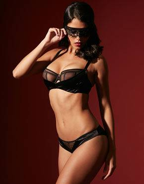 Figleaves Scantilly Peek A Boo