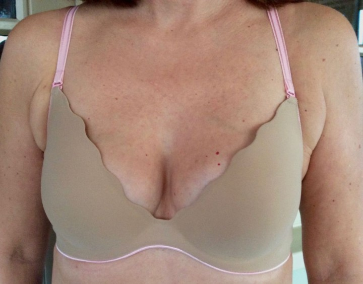 B-Wow-d Push Up Bra