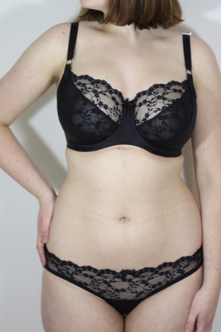 Katherine Hamilton Intimates Sophia bra review 30G
