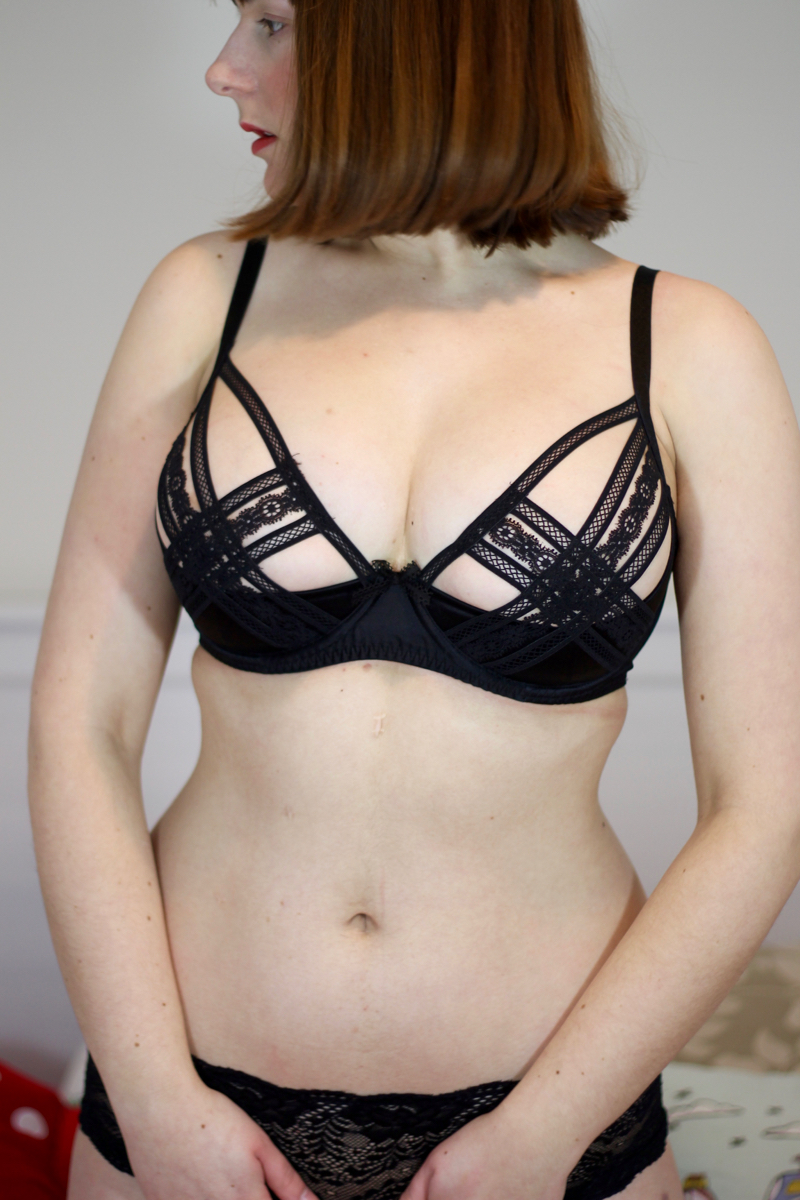 Agent Provocateur Tina Bra review