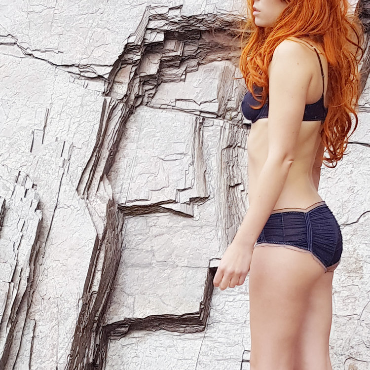 Redhead natural knickers opinion