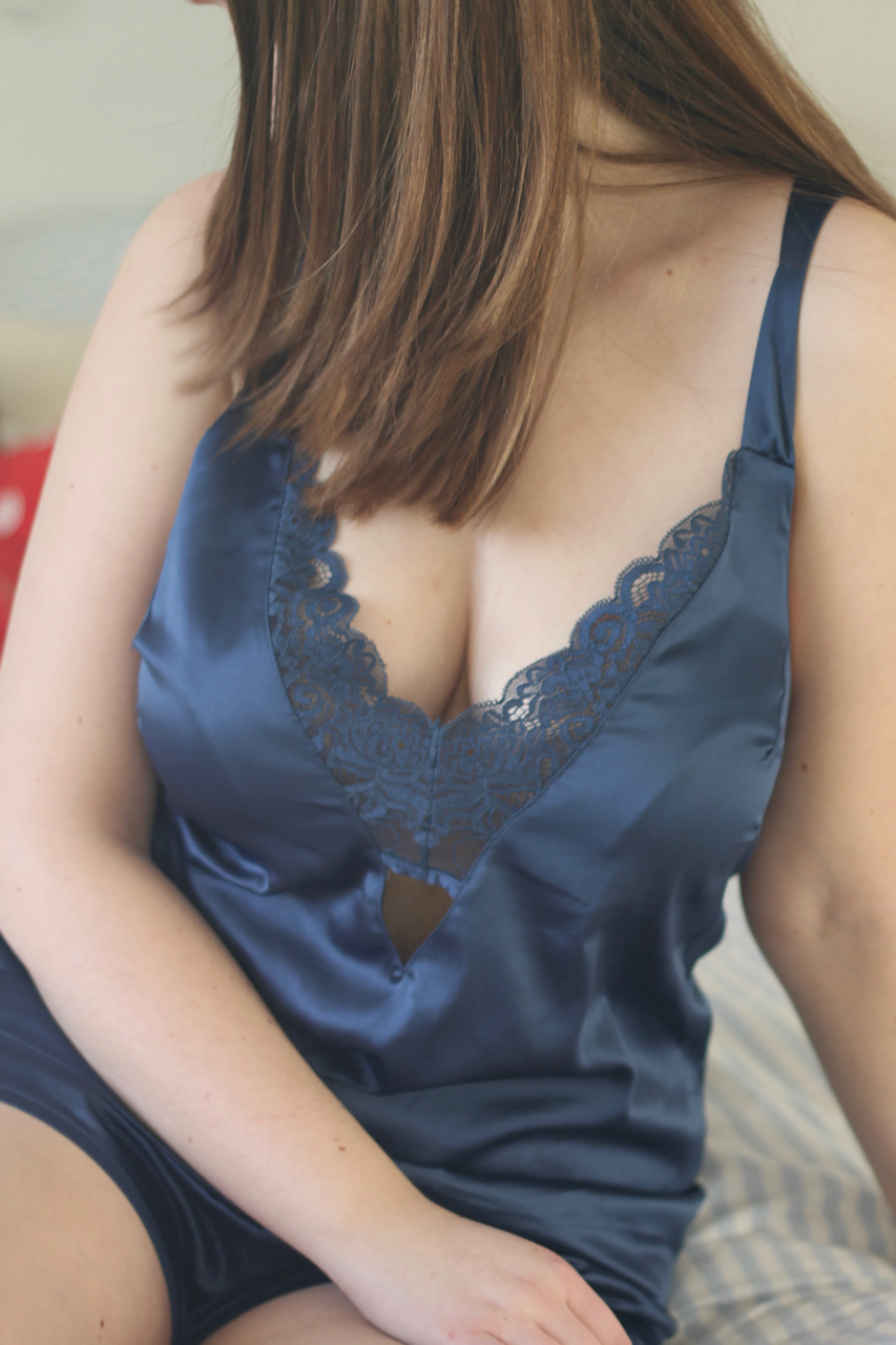 Bluebella Isabella Cami & Short Insignia review