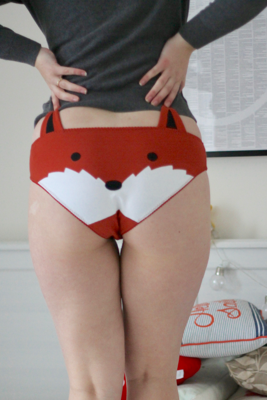Knickerocker Fox Face knickers review