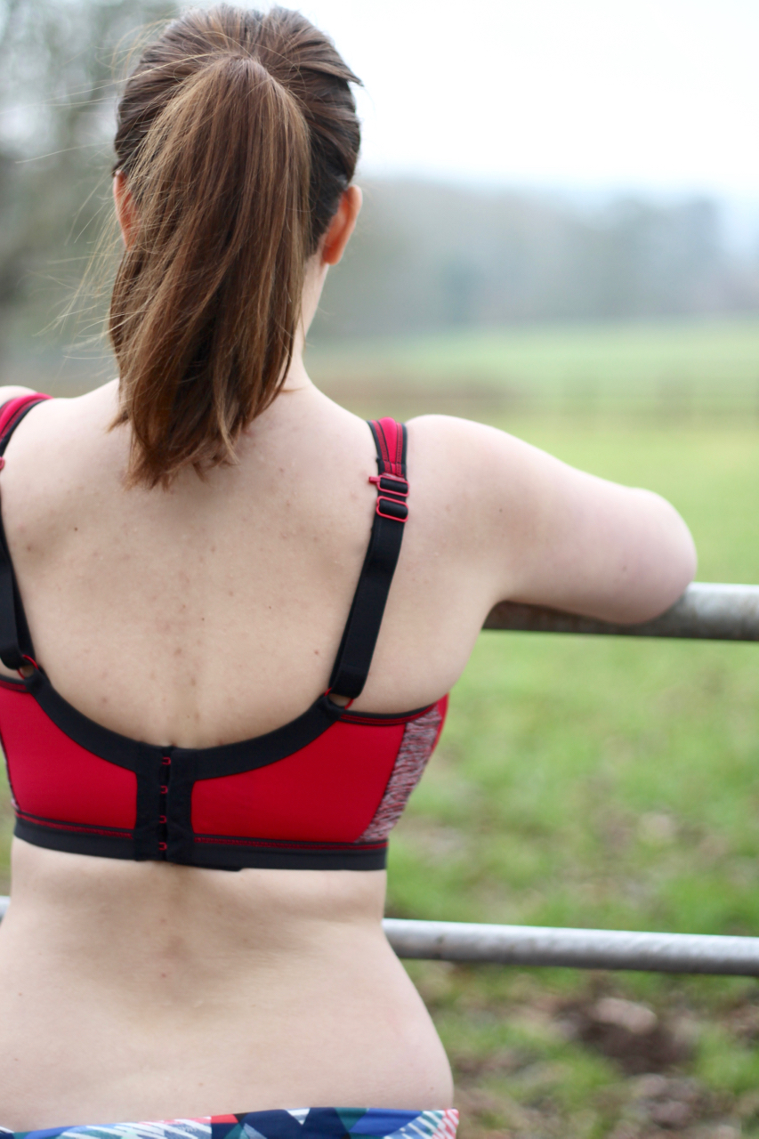 Freya Active Epic Crop Top Sports Bra review - 30G