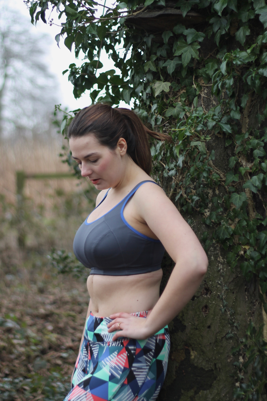 Shock Absorber DD+ sports bra review 30G