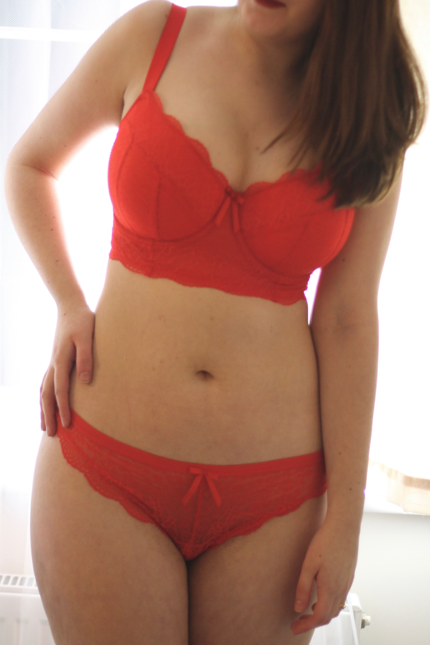 Freya Fancies Longline bra review 30G
