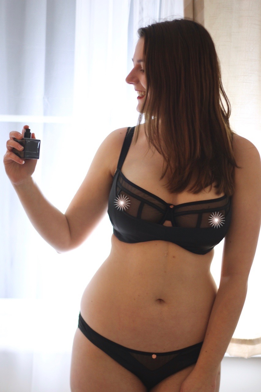 Scantilly Peek-a-Boo bra review: 30G