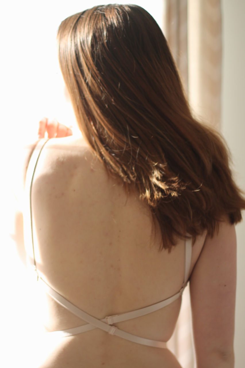 Viviscence Kate Backless Bra Review: 32F - bridal solution strapless and backless bra for wedding dress