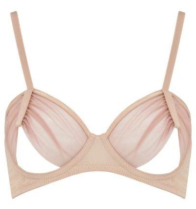 Lascivious Lila Bra - ballet inspired lingerie
