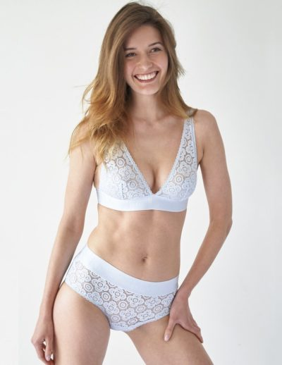 Mimi Holliday Chi Chi Bleu Comfort Knickers