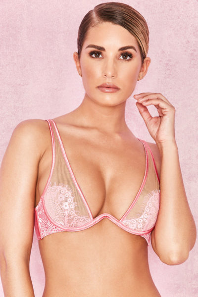 House of CB Leanne Bra - ballet inspired lingerie