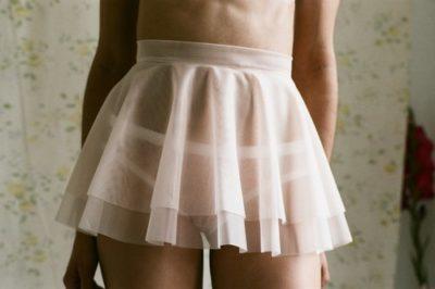 Ellesmere Lingerie Rosa Circle Skirt