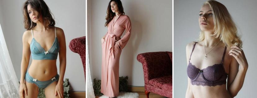 Sandmaiden Sleepwear - Etsy loungewear designer