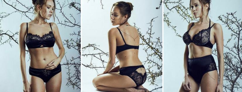 Sandra Castel - new lingerie designers on Etsy
