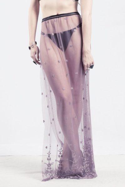 Amber & Indigo Sorcery Skirt