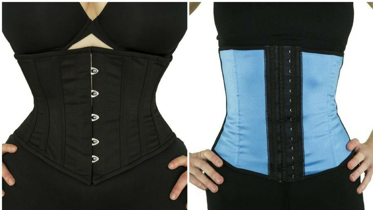 Corset vs waist trainer