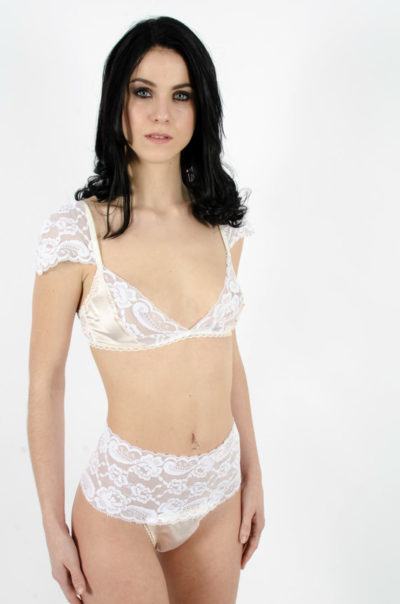 Martha Lace Mihaela Lingerie set - £53