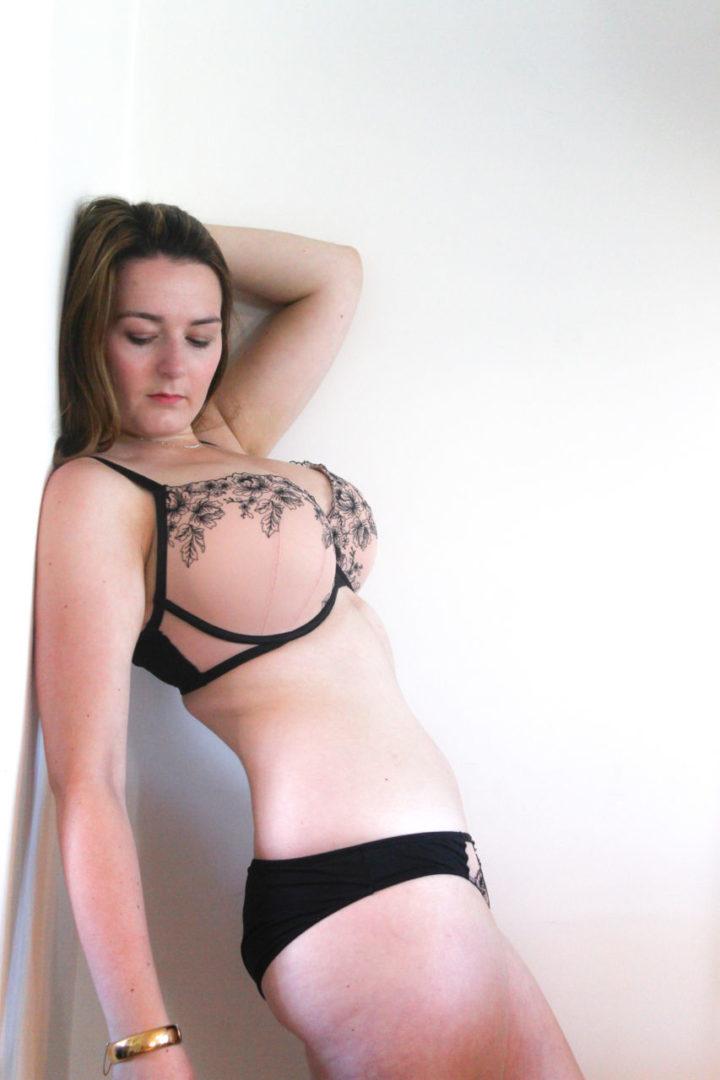 Gossard Carmen Plunge Bra Review: 30G