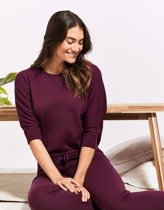 Figleaves Merino Jumpsuit - Alternative to Bridesmaids Robes